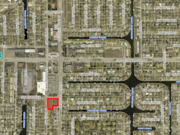 CAPE CORAL - Combined 1.2 Acres Corner Parcel with Median Cut.