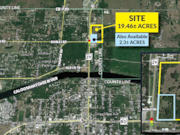 LABELLE - 19.46± Acres - Rectangular Shape with 1,300 SF on SR-29